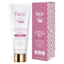 Face by Skinny Tan idratante abbronzante graduale quotidiano medio 50 ml