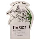 TONYMOLY I'm Real Sheet Mask - Rice
