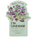 TONYMOLY I'm Real Sheet Mask - Lavender