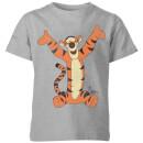 Camiseta Disney Winnie The Pooh Tigger - Niño - Gris