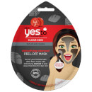 yes to Tomatoes Detoxifying Charcoal Peel-Off Mask Single Use