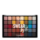 NYX Professional Makeup Swear By It Eyeshadow Palette