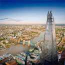 View From The Shard & Three Course Meal For Two At Marco Pierre White Steakhouse