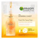 Garnier Fresh-Mix Brightening Face Sheet Shot Mask with Vitamin C 33g