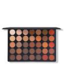 Morphe 35Om Nature Glow Matte Eyeshadow Palette