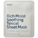 Dear, Klairs Rich Moist Soothing Tencel Sheet Mask 25ml