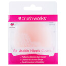 brushworks Silicone Nipple Covers