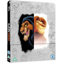 The Lion King - 4K Steelbook (Zavvi Exclusive)
