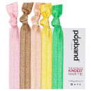 Popband London Ocean Drive Hair Ties - Multi Pack