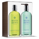 Molton Brown Cardamom & Cedarwood and Pettigree Dew Hand & Body Set