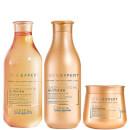 Trio de Shampooing, Soin et Masque Nutrifier Serie Expert L'Oréal Professionnel Paris
