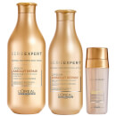 L'Oréal Professionnel Absolut Repair Lipidium Shampoo, Conditioner and Sealing Repair Trio