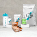 Pack Maximum Gains - Chocolate Chip - Fruit Punch - Chocolate Smooth