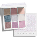 Chantecaille Polar Ice Eye Palette: 9 Shades - Sparkly, Frosty and Shimmery