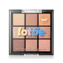 Lottie London Palette Mix - The Rose Golds 7.2g