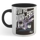 Batman You're Purr-fect Mug - White/Black