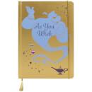 Aladdin Genie Notebook