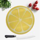 Lemon Chopping Board