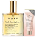 NUXE Huile Prodigieuse with Crème Prodigieuse Boost Cream (Worth £44.25)