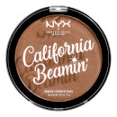 NYX Professional Makeup California Beamin' Face and Body Bronzer - Sunset Vibes