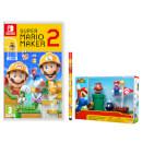 Super Mario Maker 2 Pack (Diorama Set)