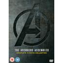 Marvel's Avengers 1-4 Box Set