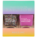 nails inc. My Favourite Colour is Rainbow Nail Varnish Duo 2 x 14ml