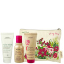 Aveda Exclusive Cherry Almond Travel Set (Worth £27.00)