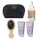 Grow Gorgeous Back Into the Roots Mini Repair Duo with Brush and Bag
