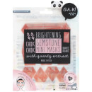 Oh K! Chok Chok Brightening Gemstone Mini Masks with Quartz Extract 25g