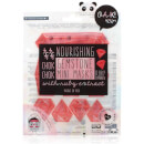 Oh K! Chok Chok Nourishing Gemstone Mini Masks with Ruby Extract 25g