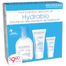 Bioderma Hydrabio Discovery Kit (Worth $28)