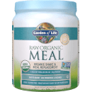 Shake sostitutivo del pasto RAW tutto-in-uno biologico leggermente dolce