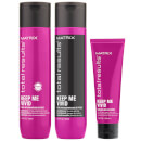 Matrix Keep Me Vivid Shampoo, Conditioner and Velvetiser Trio