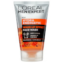 L'Oréal Men Expert Hydra Energetic Anti-Fatigue Face Wash 100ml