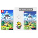 The Legend of Zelda: Link's Awakening + Keychain Pack