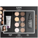 NYX Professional Makeup Pro Contour Gift Set