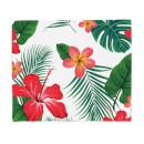 Tropical Flowers Blanket