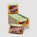 Gevuld Vegan Proteïnekoekje - Double Chocolate & Caramel