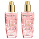 Kérastase Elixir Ultime Rose Hair Oil Duo 100ml