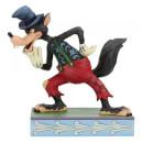 Disney Traditions - I'll Huff and I'll Puff! (Silly Symphony Big Bad Wolf Figurine)