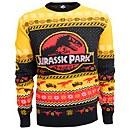 Jurassic Park Christmas Knitted Jumper