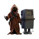 Hot Toys Jawa & EG-6 Star Wars Action Figures