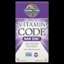 Vitamin Code Raw Vegan Zinc - 60 Capsules