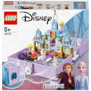 Frozen II Storybook LEGO Set