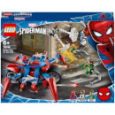 Marvel LEGO Spiderman vs Doc Ock