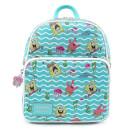 Loungefly Spongebob Squarepants Jelly Fishing Mini Backpack