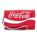 Loungefly Coca Cola Logo Wristlet Wallet