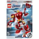 LEGO Super Heroes: Iron Man Mech (76140)