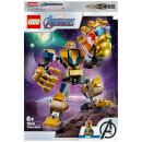 LEGO Super Heroes: Marvel Avengers Thanos Mech Set (76141)